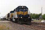 ICE 6400 & CSX 601